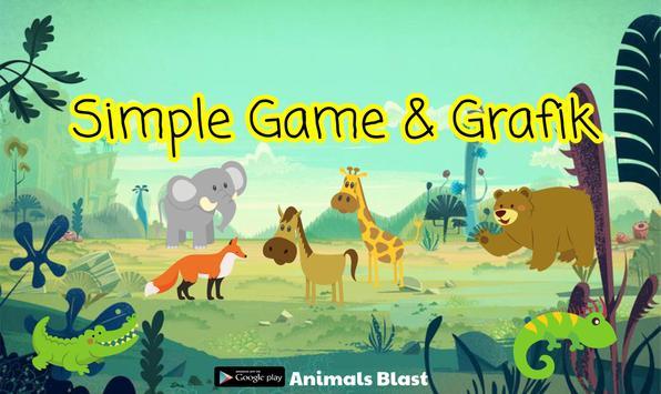 ANIMALS BLAST screenshot 1