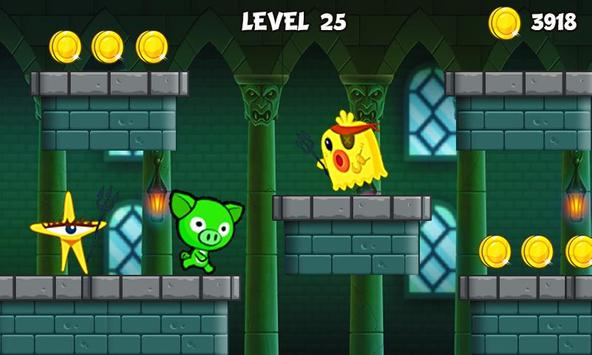 Animal Castle Run apk screenshot