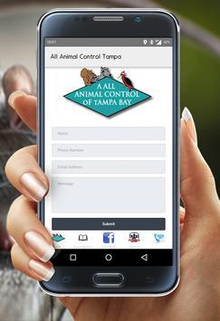 A All Animal Control Tampa apk screenshot
