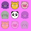 Animal Crush Pro-icoon