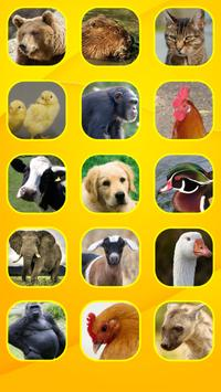 Baby Animal Educational screenshot 3