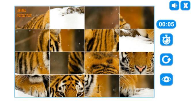 Animal Puzzle apk screenshot