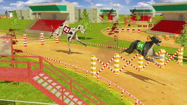 Dog Crazy Race Simulator 2017 apk screenshot