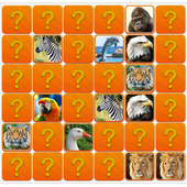 Animal Match Up Game icon