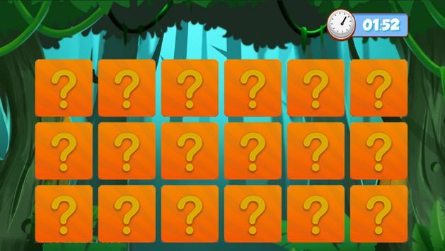 Animal Match Up Game screenshot 3