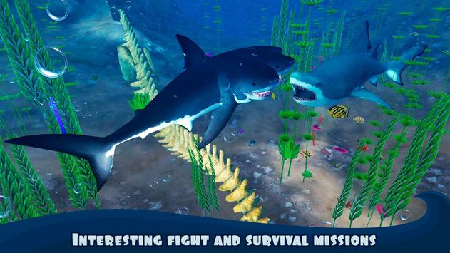 Three Headed Shark Underwater Survival screenshot 6