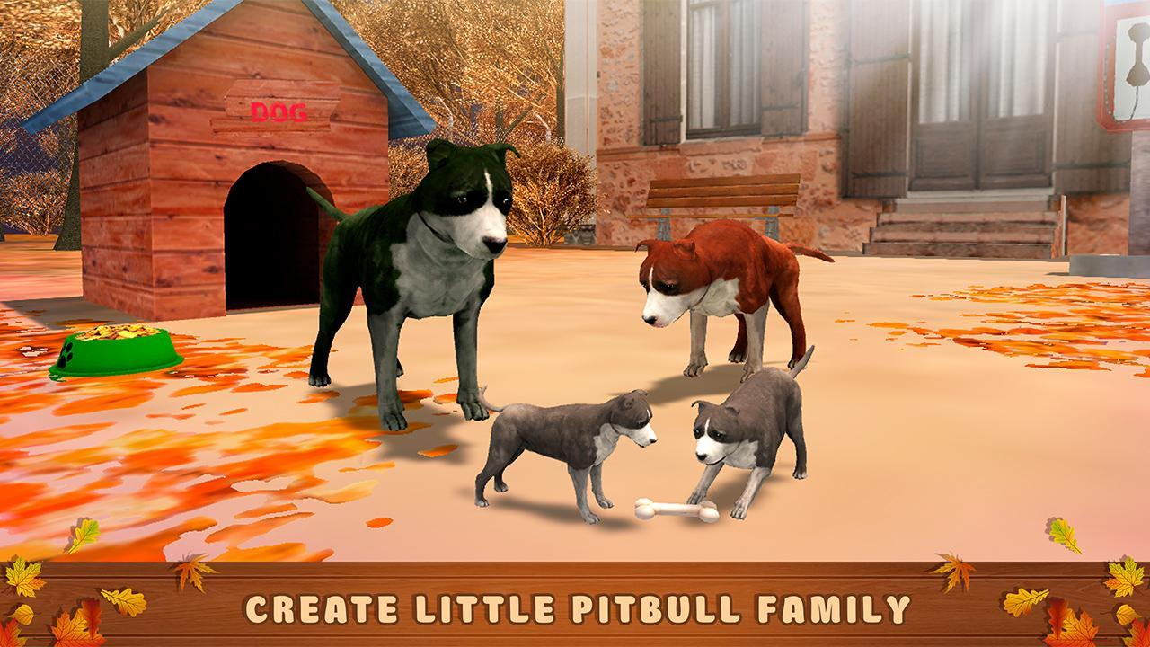 Pitbull Dog Simulator Fighting 3D for Android - APK Download