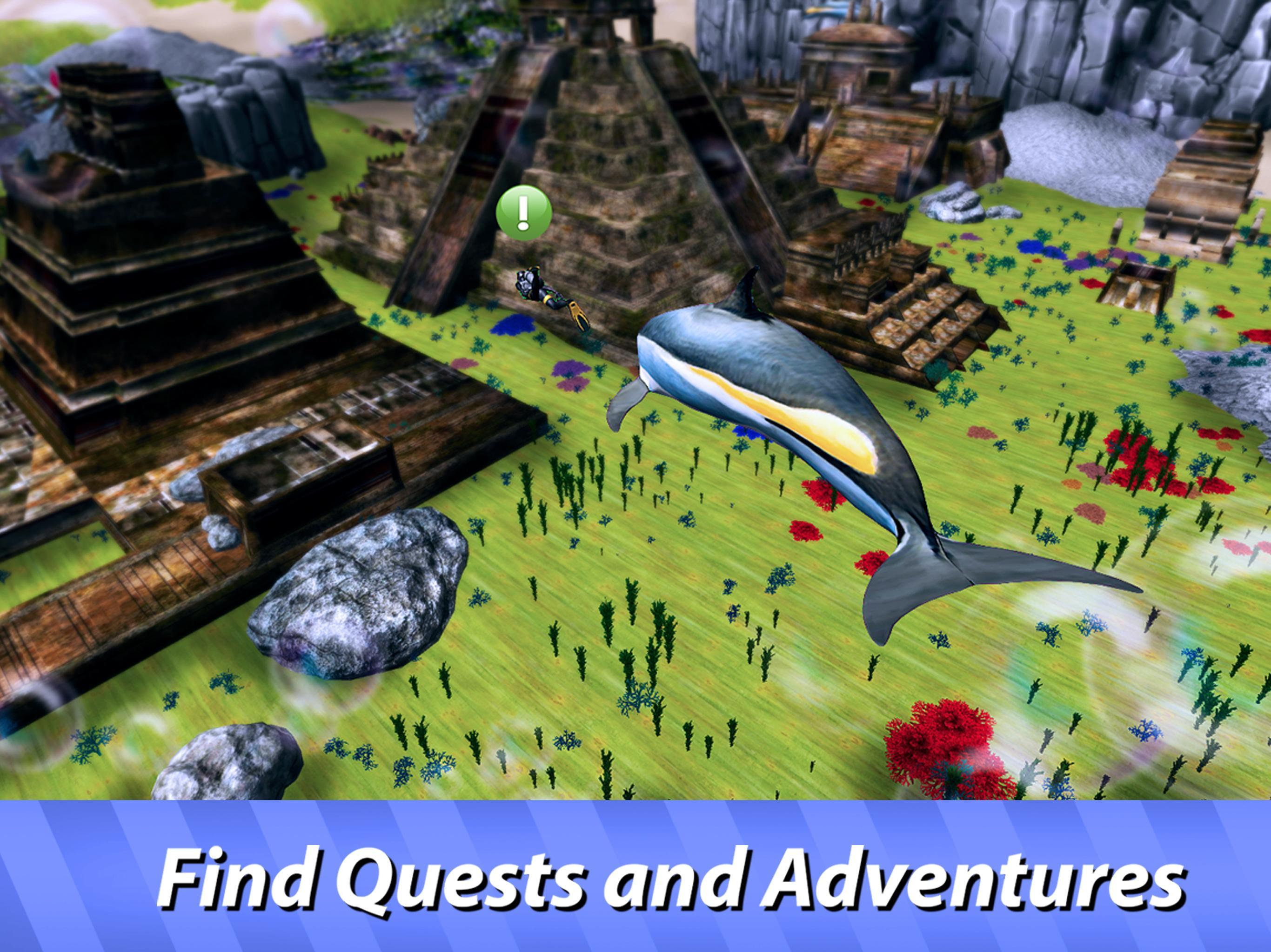 Ocean of Dolphins for Android - APK Download
