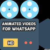 Animated Videos Status  ( Lyrical Videos ) icon
