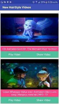 Animated Videos Status  ( Lyrical Videos ) screenshot 2