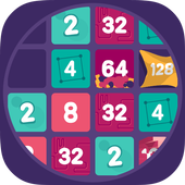🌟 2048 Animated Puzzle Game icon