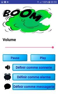 Cartoon Sounds (HD quality audio files) apk screenshot