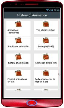 History of Animation poster