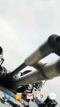 Army Live Wallpaper apk screenshot