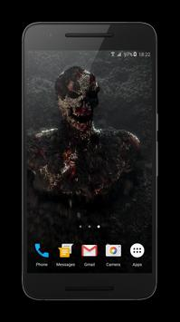 Horror 3d live wallpaper apk download free personalization app horror 3d live wallpaper poster voltagebd Image collections