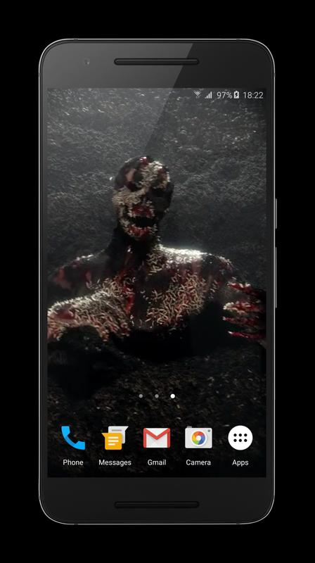 Horror 3D Live Wallpaper for Android  APK Download