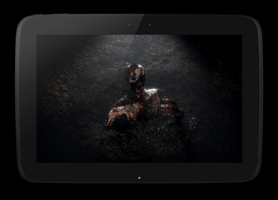 Horror 3D Live Wallpaper For Android