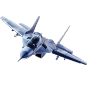 Jet Fighter 3D Live Wallpaper icon