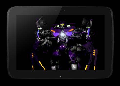 Robot Transformer LWP apk screenshot