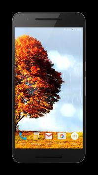 Winter and Autumn 3D Wallpaper apk screenshot