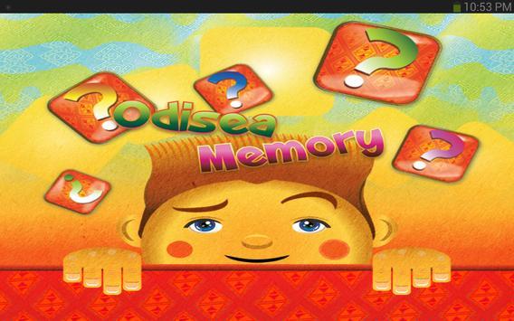 Odisea Memory apk screenshot