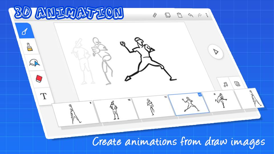 3D Animation Maker & Cartoon Creator for Android - APK Download