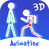 3D Animation Maker icon