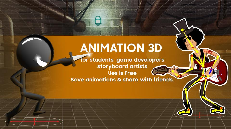 3D Animation Maker for Android - APK Download