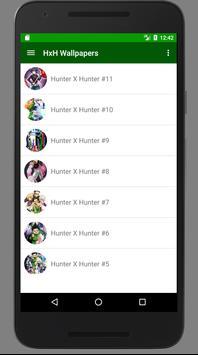 Hunter x Hunter Wallpapers HD 8K screenshot 1