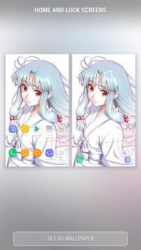 Tsugumomo anime HD wallpaper apk screenshot