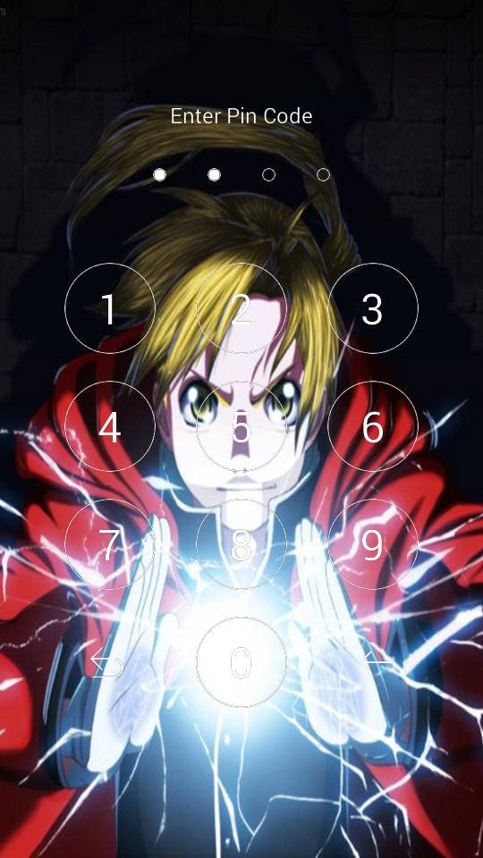 Anime Wallpaper Lock Screen For Android Apk Download