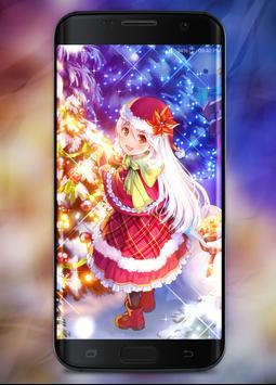 Anime Christmas Wallpaper screenshot 1