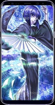 Anime Lock screen Huпter X Huпter apk screenshot