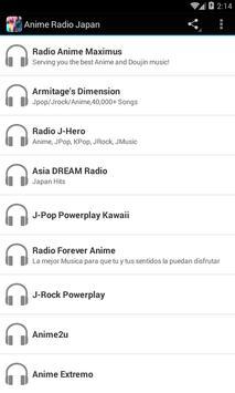 Anime Japan Radio screenshot 6