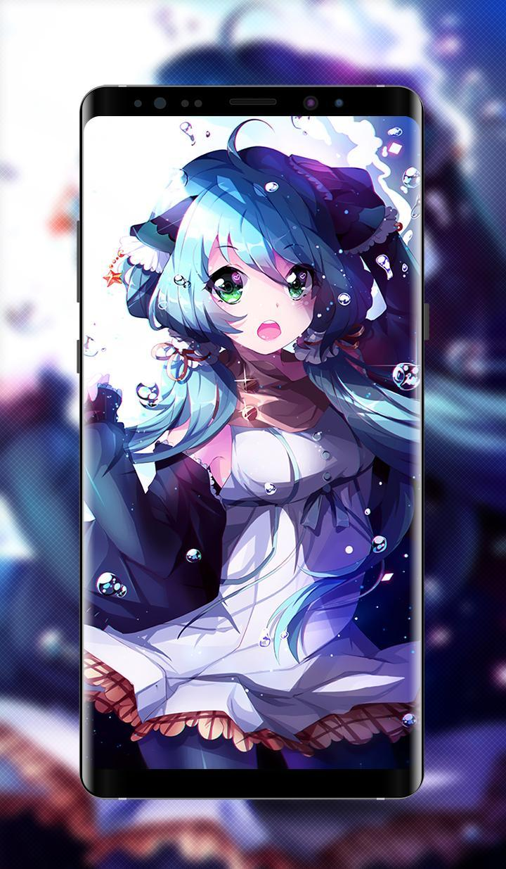 Anime Girl Wallpaper For Android APK Download