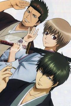 Gintama Wallpaper apk screenshot