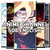 Anime Channel Sub English icon