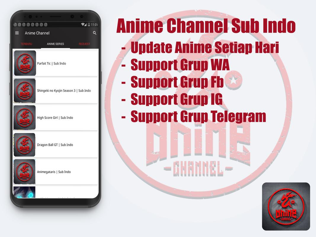 Anime Channel Screenshot 8