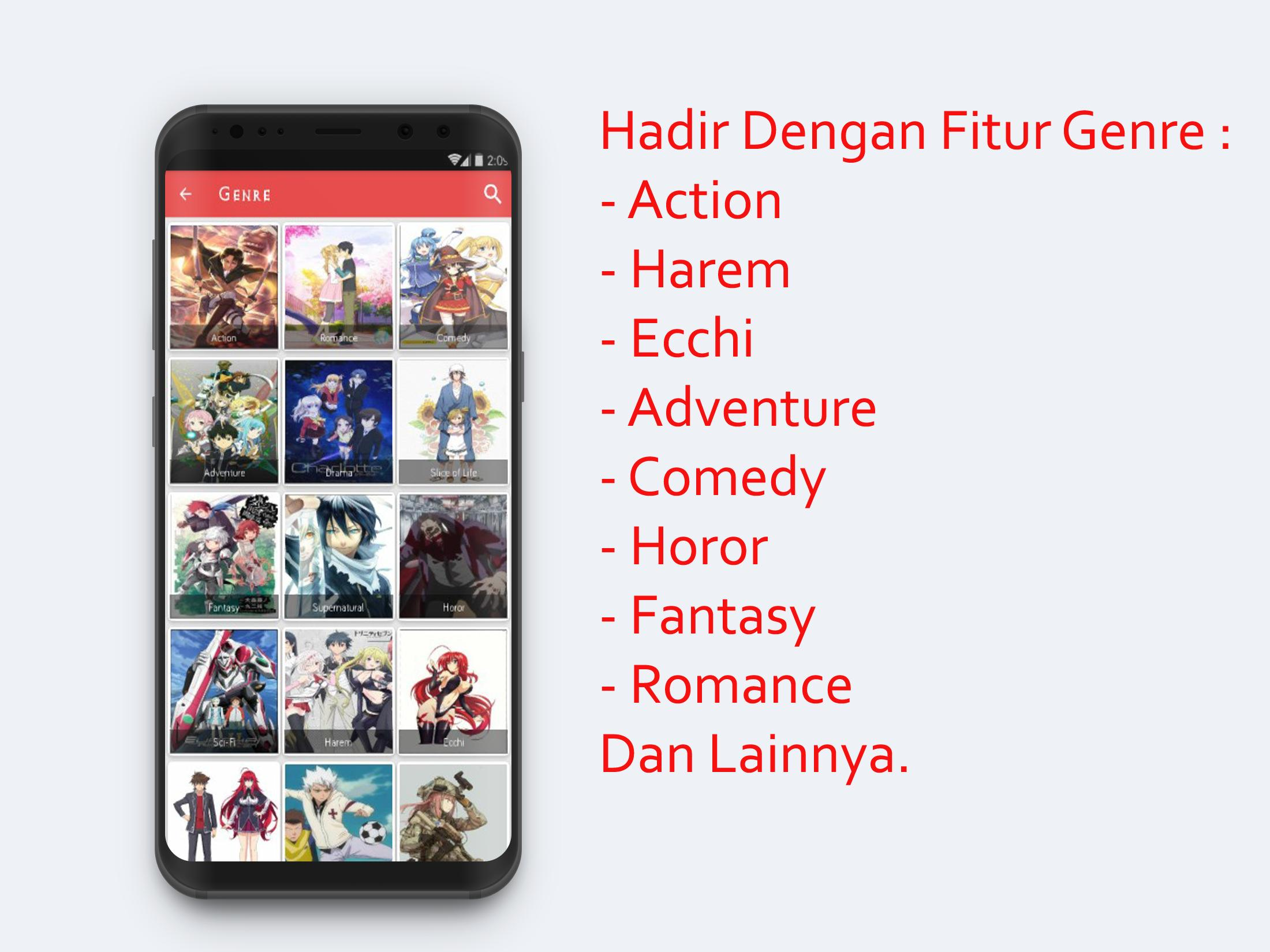 Anime Channel Sub Indo | Streaming & Download cho Android - Tải về APK