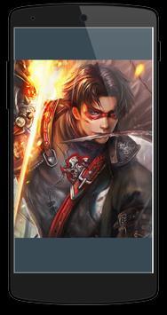 Male Anime Wallpaper apk screenshot
