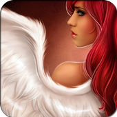 Anime Angel Wallpaper icon