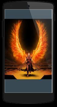Anime Angel Wallpaper apk screenshot