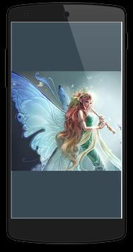 Anime Fairy Wallpaper apk screenshot