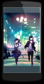Anime Romance Wallpaper apk screenshot