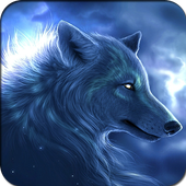 Anime Wolf Wallpapers icon