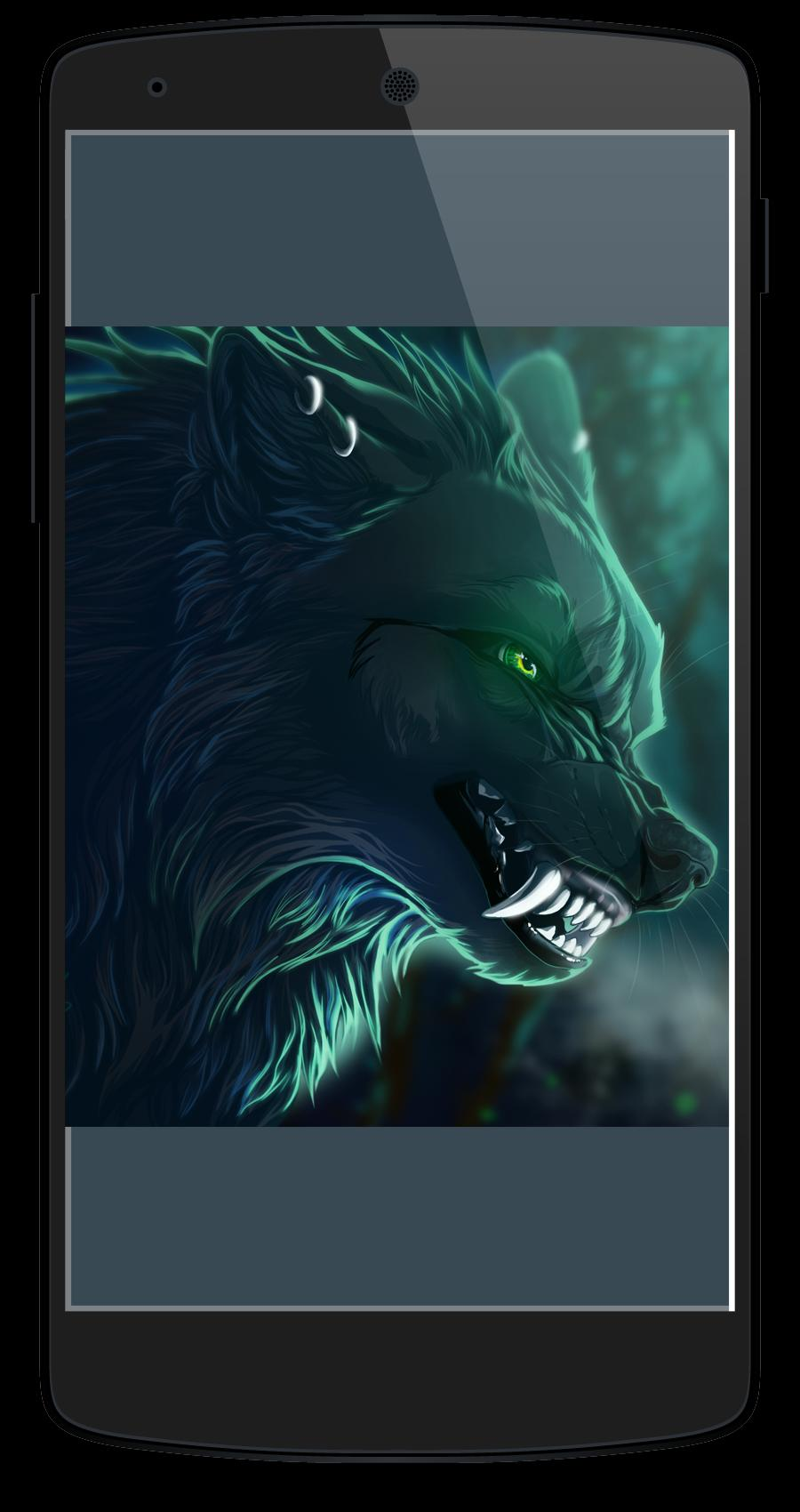 Anime Wolf Wallpapers For Android Apk Download