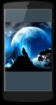 Anime Wolf Wallpapers apk screenshot