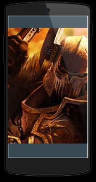 Warrior Anime Wallpaper Full apk screenshot