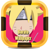 Anime Boruto Wallpaper HD icon