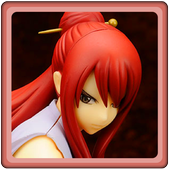 Erza Scarlet Wallpaper icon